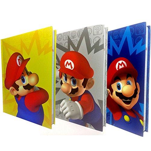 Cartorama 01060614 Diario Scuola 10m Super Mario -  - ebay.it