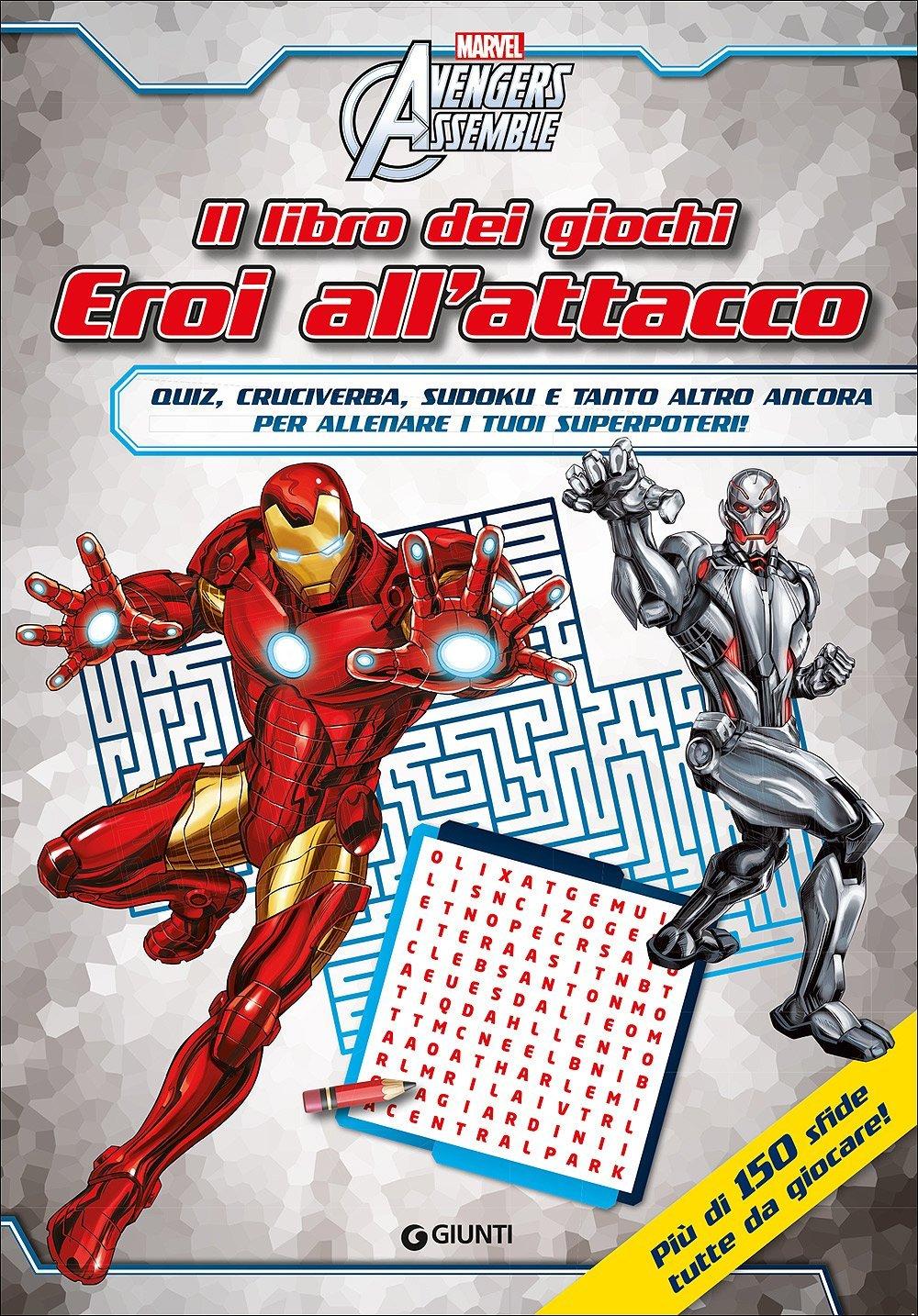Il-libro-dei-giochi-Eroi-all-039-attacco-Avengers-assemble