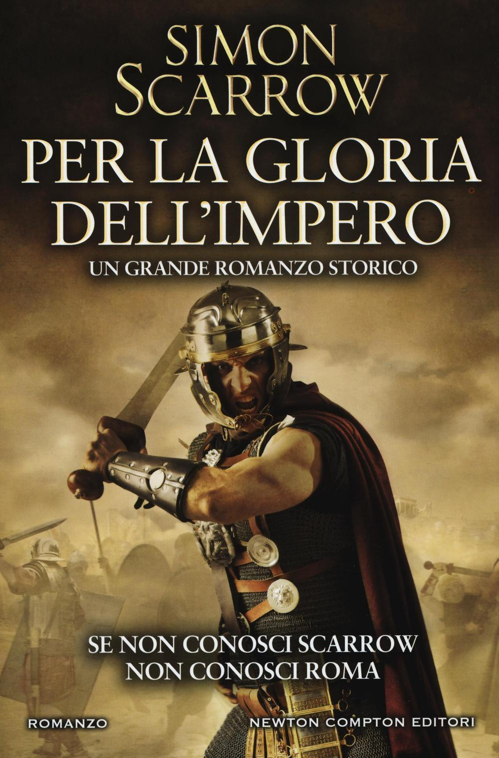 Per-la-gloria-dell-039-impero-Scarrow-Simon