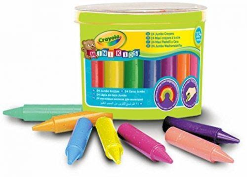 Acquista A Buon Mercato Crayola Inizi Grande Pastelli (24) Crease-Resistenza