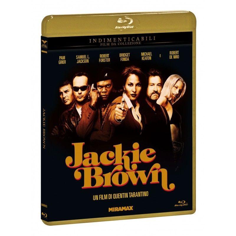 JACKIE BROWN (INDIMENTICABILI) BLU-RAY 8031179948956