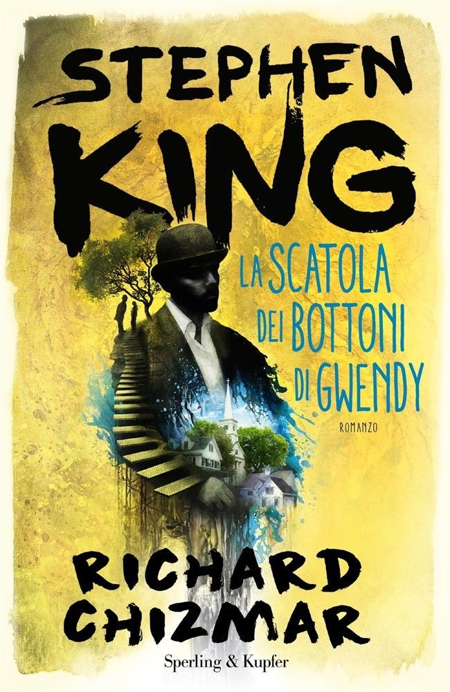 Libro La scatola dei bottoni di Gwendy di Stephen King