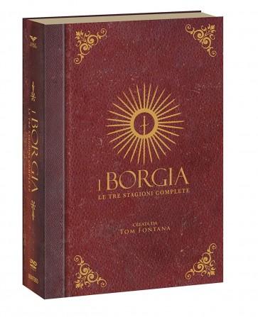 I Borgia. Stagioni 1, 2, 3. Serie TV Ed. Speciale (12 DVD)