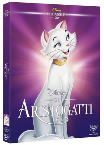 """Classici Disney """"20"""". Gli Aristogatti (DVD)"""