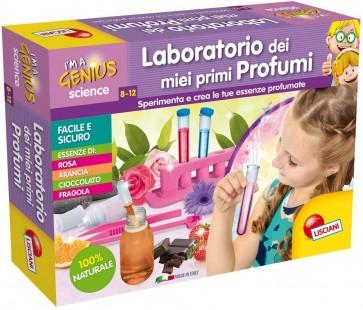 Lisciani Giochi 62270.0 - I'm a Genius Laboratorio dei Miei Primi Profumi