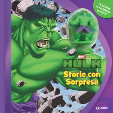 Hulk. Storie con sorpresa. Ediz. illustrata. Con gadget