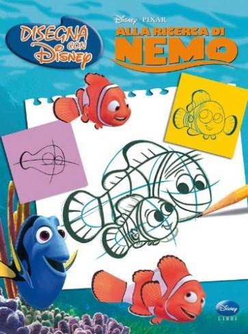 Alla ricerca di Nemo. Disegna con Disney