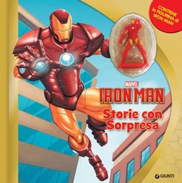 Iron Man. Storie con sorpresa. Ediz. illustrata. Con gadget