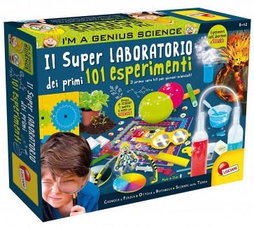 I'm A Genius Science. Il Super Laboratorio Dei Primi 101 Esperimenti