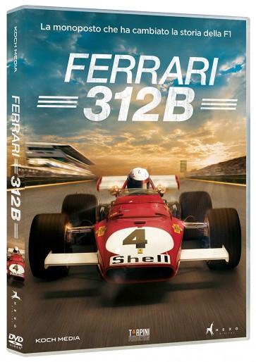 Ferrari 312b DVD