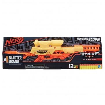 Nerf Alpha Strike Wolf