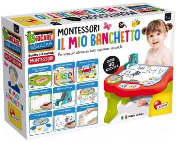 Giocare Educare. Il Mio Banchetto Montessori