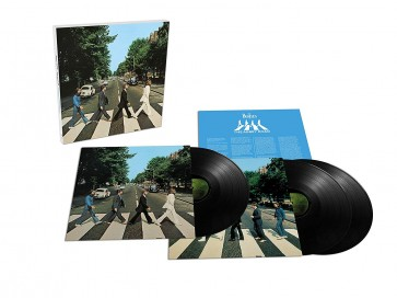 Abbey Road (50th Anniversary 3 LP Deluxe Edition)