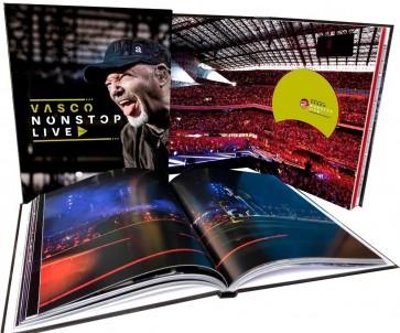Vasco Nonstop Live (Box Set Super Deluxe Edition) Vinile LP + CD Audio + Blu-ray + DVD