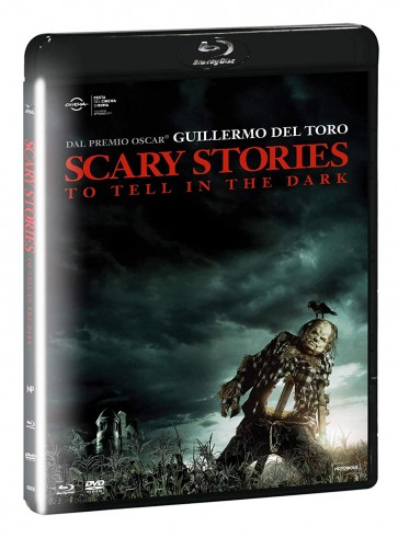 Scary Stories to Tell in the Dark Blu-ray + DVD