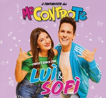 Il fantadisco dei Me Contro Te. Canta e gioca con Luì e Sofì (Digipack Edition) CD