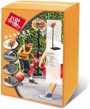 Canestro da Basket Regolabile