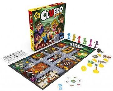 Cluedo Junior, Il caso del giocattolo rotto (gioco in scatola, Versione in Italiano)