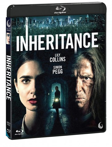 Inheritance. Eredità (Blu-ray)