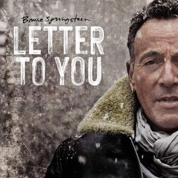 Letter to You Vinile LP
