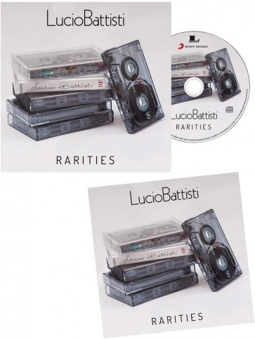 Lucio Battisti. Rarities CD