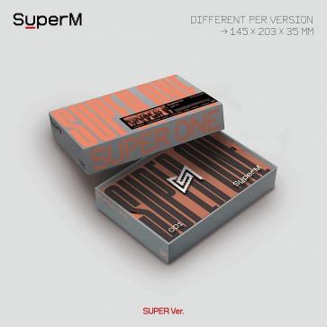 Superm the 1st Album: Super One (Super Version) CD