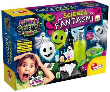 Crazy Science. Laboratorio La Scienza Dei Fantasmi