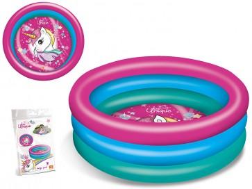Piscina Unicorno 3 anelli