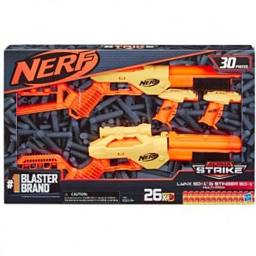 Nerf Alpha Strike Lunx e Stinger Nerf