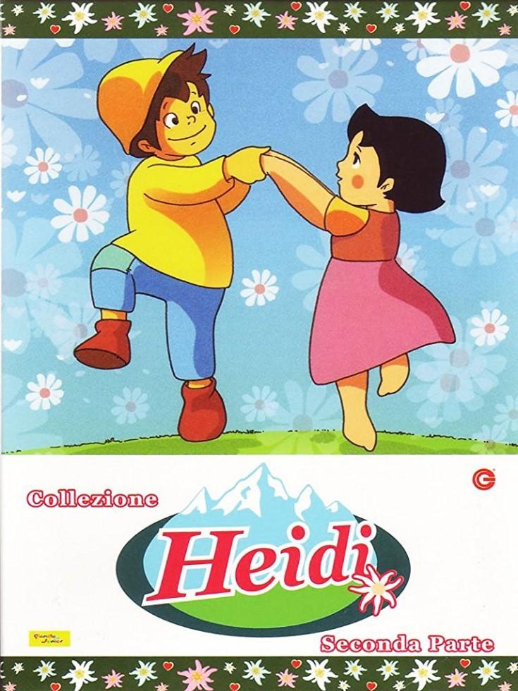 Heidi cartone animato sesso succhiare film porno