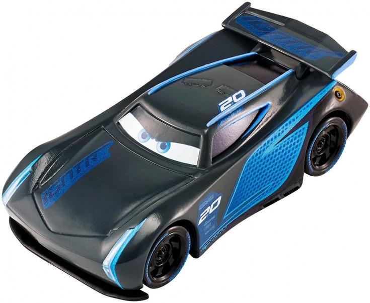 e075fab8d99051 Mattel. Cars 3 Personaggio Scala 1:55 Jackson Storm