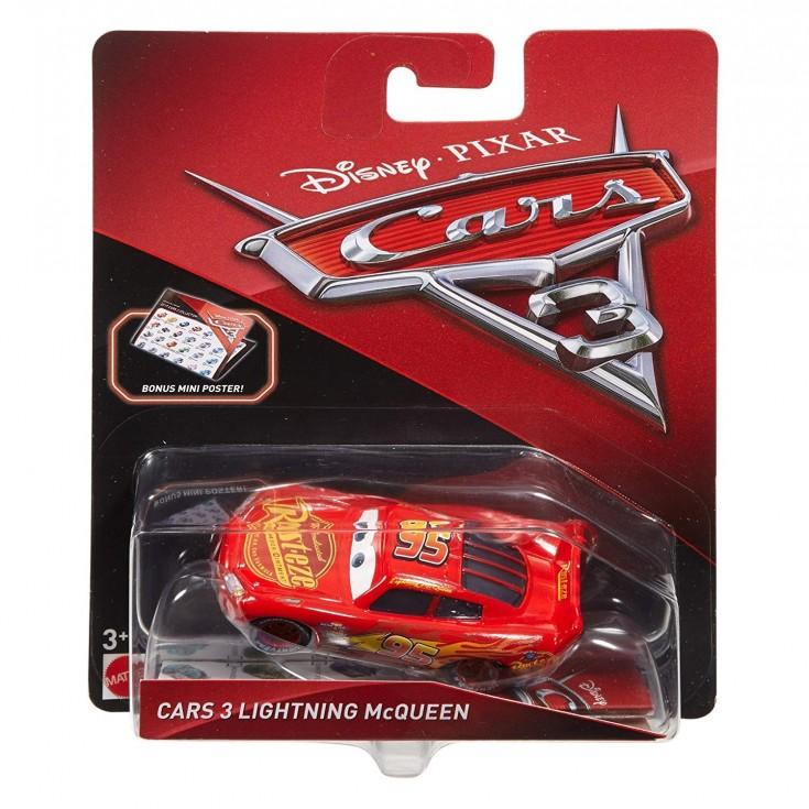e369f7f5b5d9e4 Cars 3. Personaggio Scala 1:55 Saetta McQueen