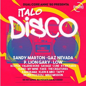 Dual Core Anni 80 Presenta Italo Disco CD