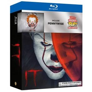 IT (2017) con Portachiavi Funko (Blu Ray)