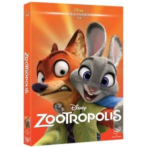 """Classici Disney """"54"""". Zootropolis (Dvd RPKG 2017)"""