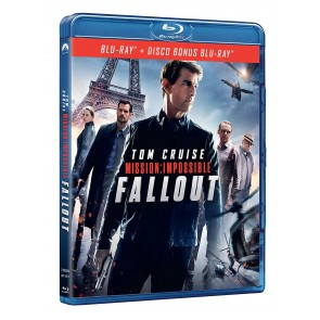 Mission: Impossible. Fallout (2 Blu-ray)