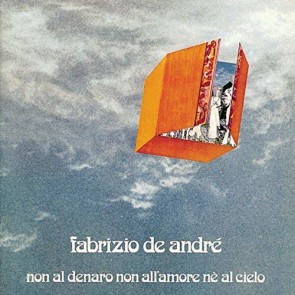 "Non al denaro, non all'amore né al cielo (CD ""Vinyl Replica"" - Limited Edition)"