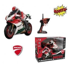 Ducati Desmosedici Scala 1:12 con Radiocomando e batteria