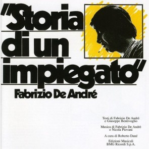 "Storia di un impiegato (CD ""Vinyl Replica"" - Limited Edition)"
