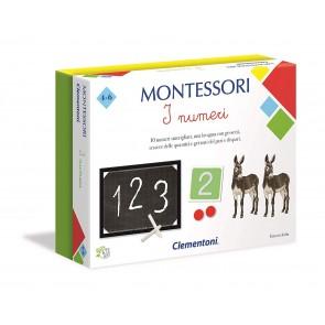 Montessori. I Numeri