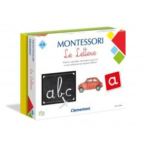 Montessori. Le Lettere