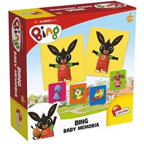 Bing. Baby Memoria - 32 Tessere memo