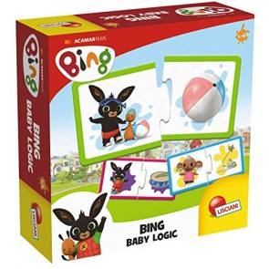 Bing. Baby logic - 16 Mini puzzle
