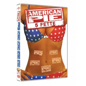 American Pie Collection 5 Film (5 DVD)
