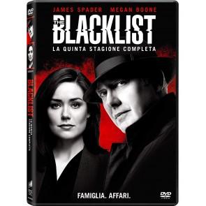 The Blacklist. Stagione 5. Serie TV ita (5 DVD)