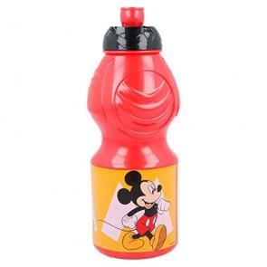 Mickey Mouse 90 anni. Borraccia sport con beccuccio 400 ml. Disney