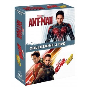 Cofanetto Ant-Man / Ant-Man And The Wasp 1-2 Film (2 DVD)