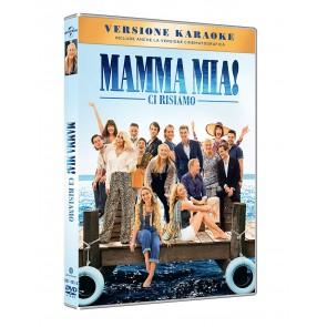 Mamma Mia! Ci Risiamo Versione Karaoke (DVD)