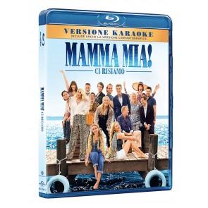 Mamma Mia! Ci Risiamo. Versione Karaoke (Blu-ray)