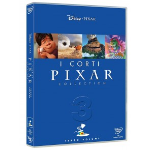I corti Pixar. Collection 3 (DVD) Terzo Volume